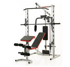 test du banc de musculation weider smith machine. Black Bedroom Furniture Sets. Home Design Ideas